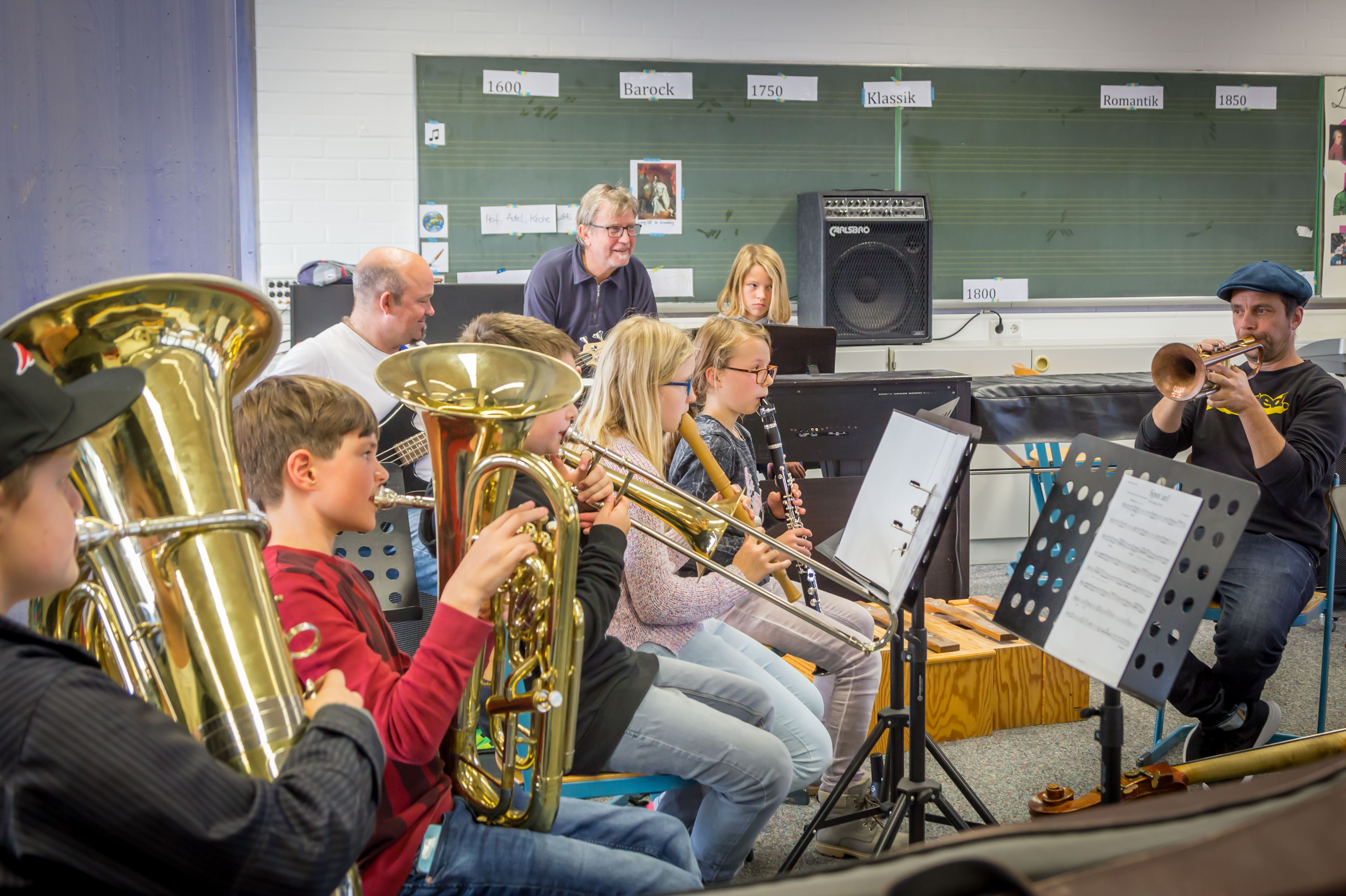 Workshop Jazz and More 2018